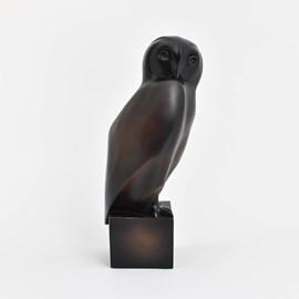 Sculptuur Petite Chouette in 2 Maten