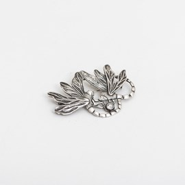 Broche / Hanger Libellenbruiloft