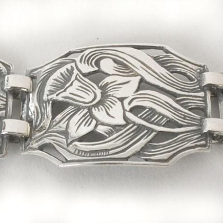 Detail Armband Fleurie