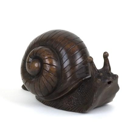 Fontein / Sculptuur Snail
