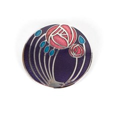 Broche Colourful Mackintosh