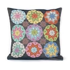 Kussen Crochet Semi