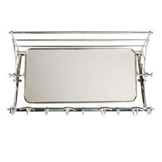 Kapstok met spiegel