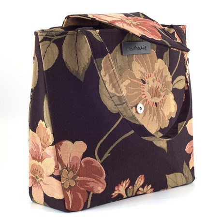 Tas Design Nathalie met open flap