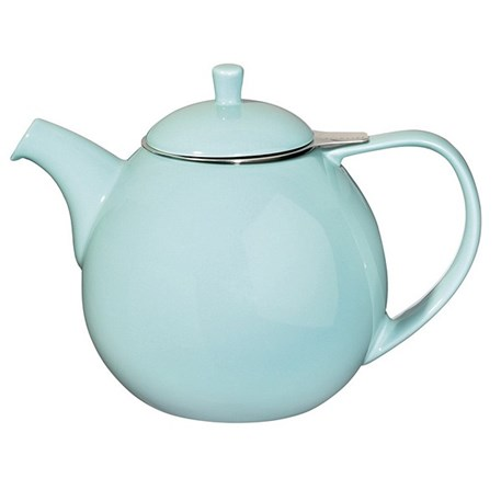 Theepot in turquoise 1,3 L