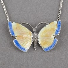 Fly Away Collier Emaille