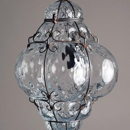 Detail Venetiaanse Hanglamp Kleine Bellezza Helder