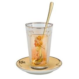 Latte Macchiato Set Mucha Lente