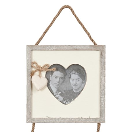 Detail Hangende Trio Fotolijst Hearts