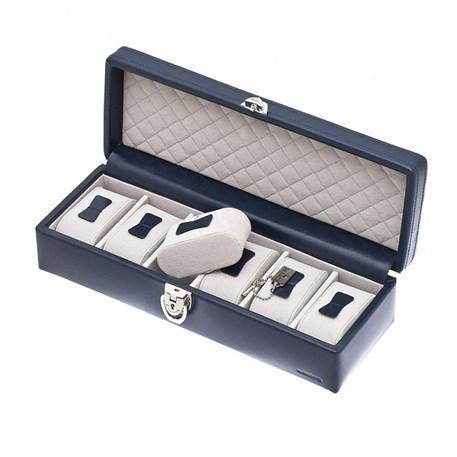 Horlogebox Chic in navy
