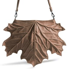 Handtas Maple Leaf Taupe