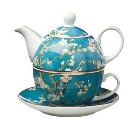 Tea for One Set Amandelbloesem