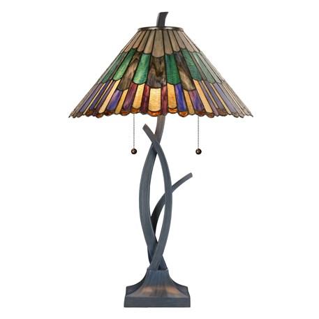 Tiffany Tafellamp Styled Flower