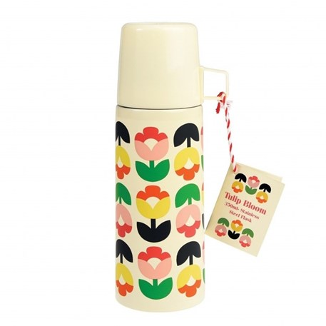 Thermosfles Tulip Bloom | 350 ml