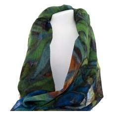 Sjaal Van Gogh 'Irissen'