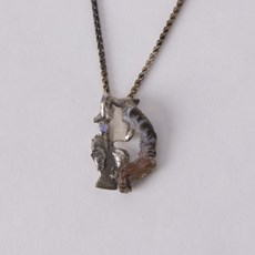 Collier Silver Rock