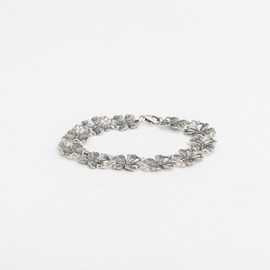 Armband Zilveren Vlinders Yasmin