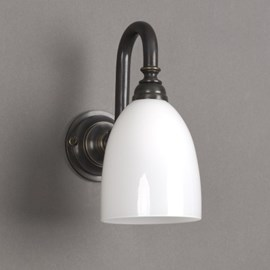 Badkamerlamp Beker Kleine Boog