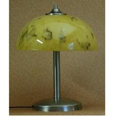 Tafellamp Glad met Halve Bol 25/30cm