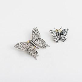 Set Broches Papilio