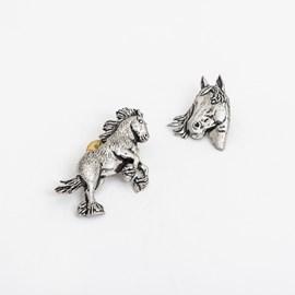 Set Broches/Pinnen Pegasus