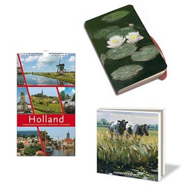 Cadeauset Hollands Landschap