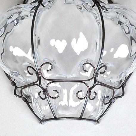 Detail Venetiaanse Wandlamp Bellezza Helder