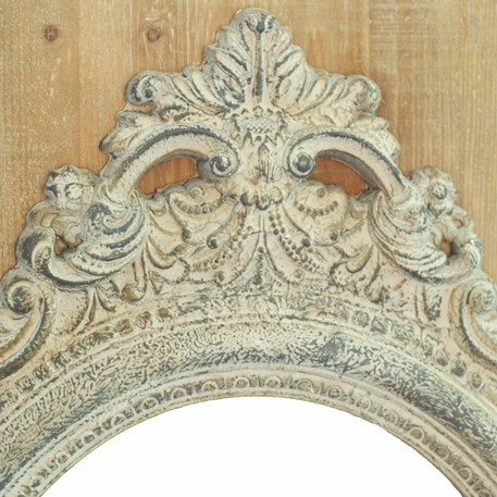 Detail Spiegel Royal Wood