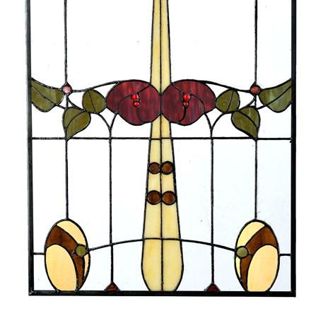 Mackintosh Tiffany Paneel Detail