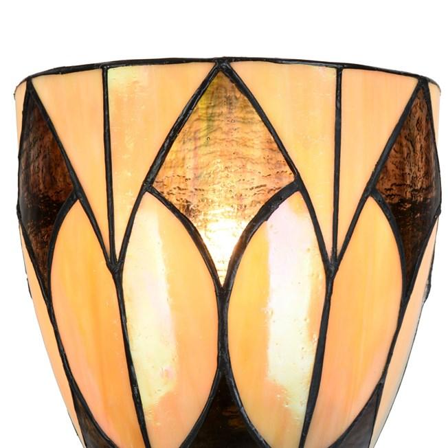 Tiffany Wandlamp Parabola Detail