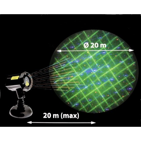 Tuin Laser projector