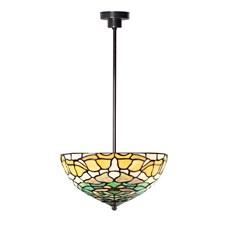 Tiffany Strakke Hanglamp Campanula