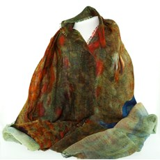 Sjaal Monet