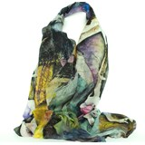 Sjaal Birds of Paradise