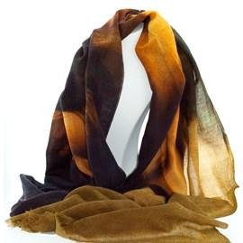 Sjaal da Vinci -  Mona Lisa
